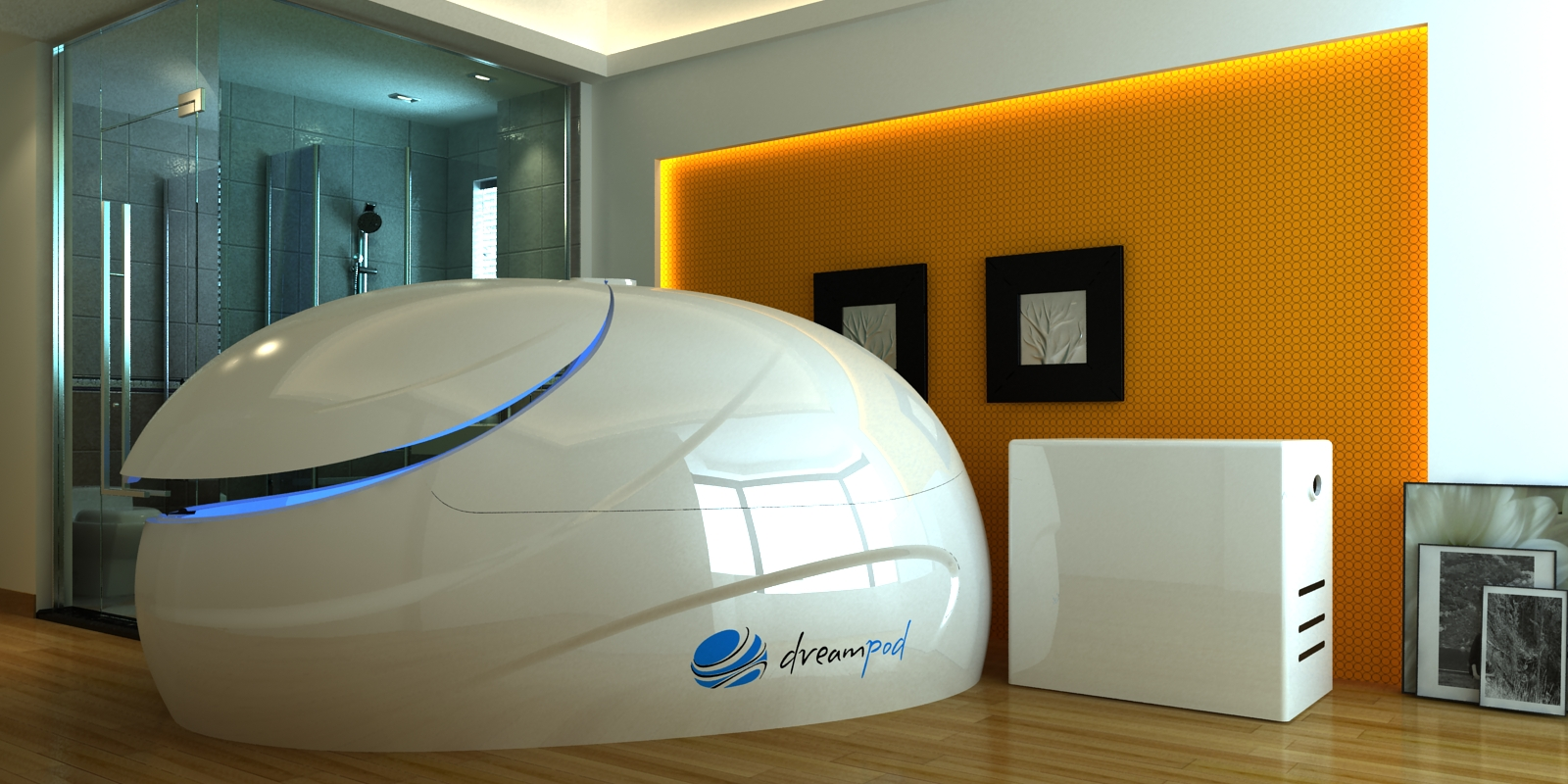 Dreampod Float Tank