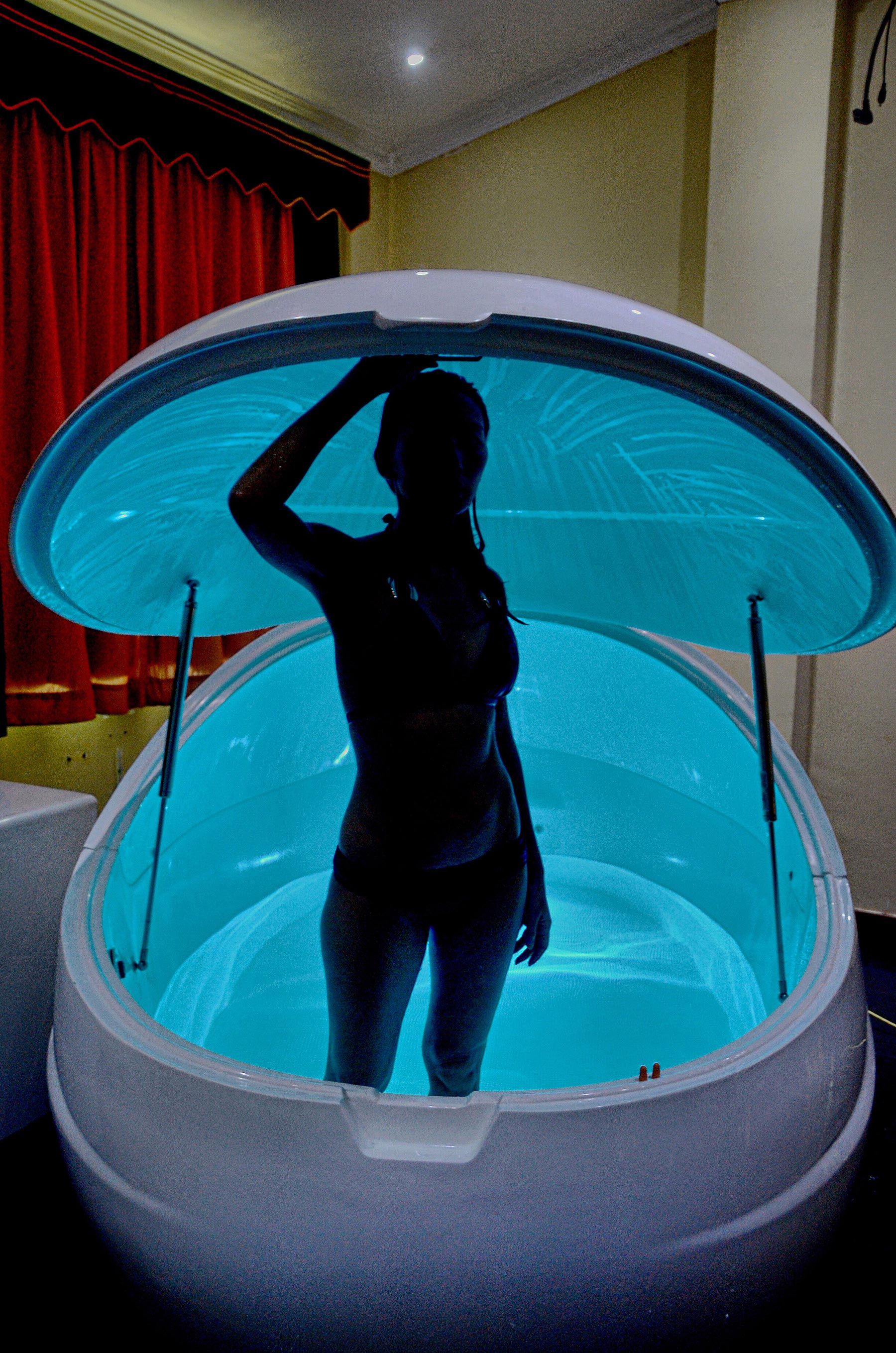 PICTURES - Amazing Floatation Tanks | Dreampod