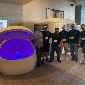 The Team at the Float Conference