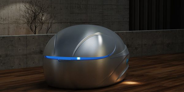 Dreampod Max in Silver